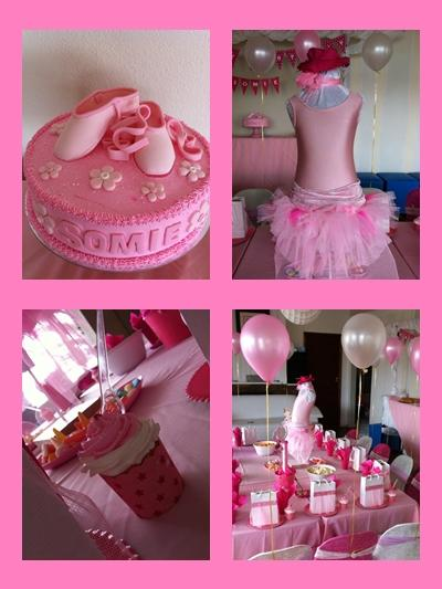 Ballerina Kids Party by Supakids.co.za