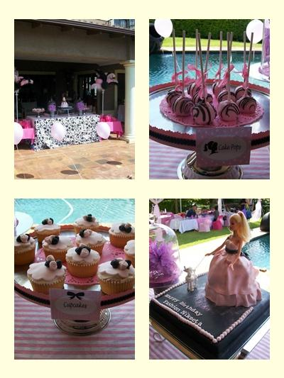 Barbie Kids Party by Supakids.co.za