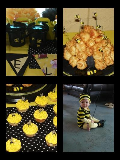 Bumble Bee kids Party by Supakids.co.za