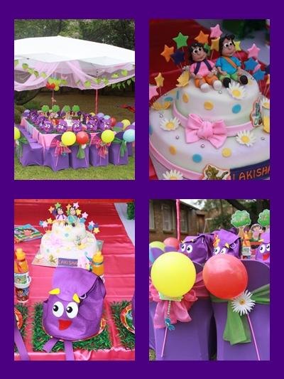 Dora the Explorer Kids Party by Supakids.co.za