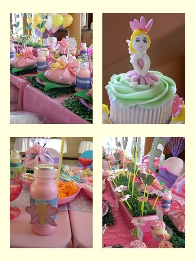 Flower Fairy Kids Party by Supakids.co.za