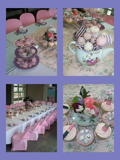 Kids Tea Party by Supakids.co.za