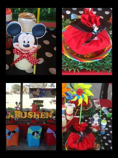 Mickey Mouse Kids Party by Supakids.co.za
