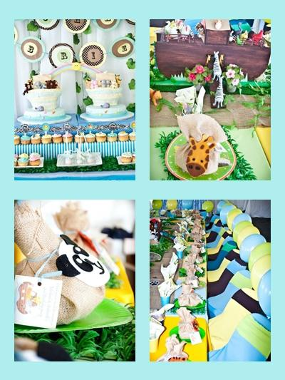 Noahs Ark Kids Party by Supakids.co.za