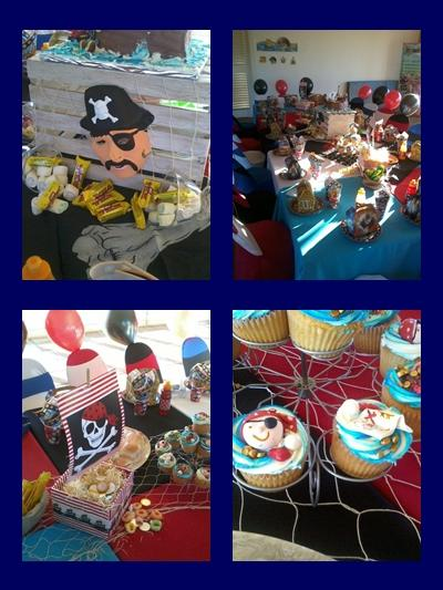 Kids Pirate Party by Supakids.co.za