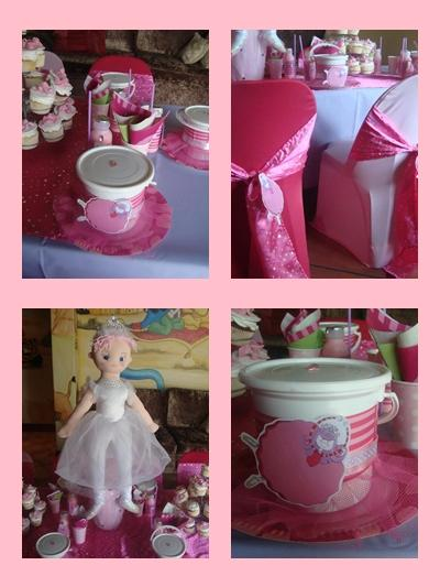 Prima Ballerina Kids Party by Supakids.co.za