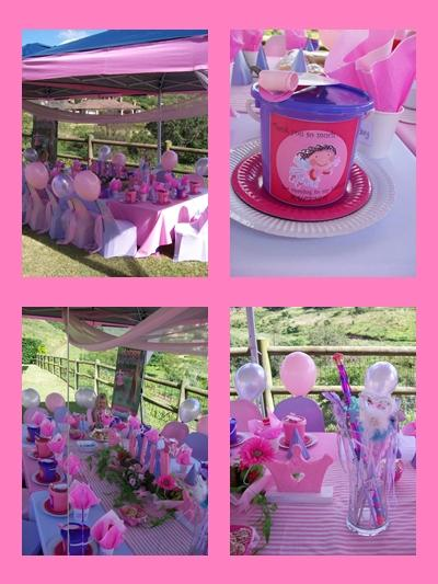 Princess Kids Party by Supakids.co.za