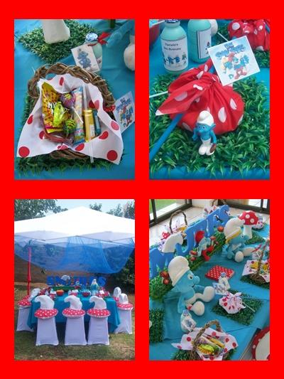 Smurfs Kids Party by Supakids.co.za