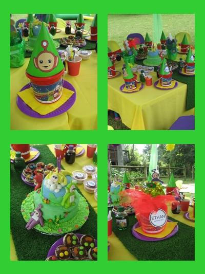 Teletubbies Kids Party by Supakids.co.za