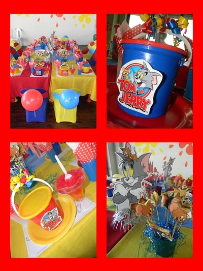 Tom & Jerry Kids Party by Supakids.co.za